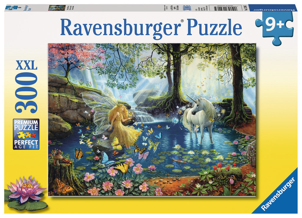 Ravensburger Children's Puzzles 300 pc Puzzles - Mystical Meeting 13206