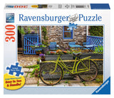 Ravensburger Adult Puzzles 300 pc Large Format Puzzles - Vintage Bicycle 13573