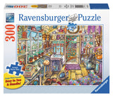 Ravensburger Adult Puzzles 300 pc Large Format Puzzles - Cozy Potting Shed 13574