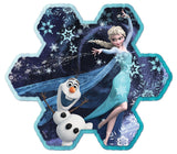 Ravensburger Frozen™ Elsa's Snowflake (73 pc Shaped Snowflake Puzzle with Glitter) 13641