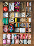 Ravensburger Adult Puzzles 500 pc Puzzles - The Sewing Box 14352