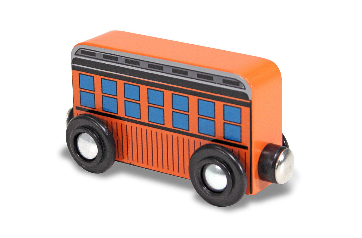 Melissa & Doug Passenger Car (6 pack) 1471