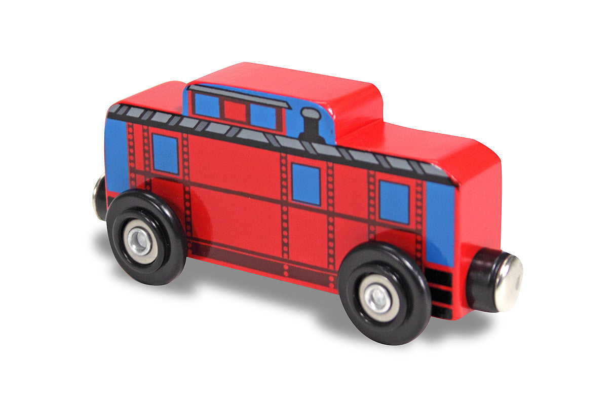 Melissa & Doug Red Caboose (6 pack) 1473