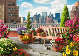 Ravensburger Adult Puzzles 500 pc Large Format Puzzles - Rooftop Garden 14868