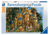 Ravensburger Adult Puzzles 500 pc Puzzles - College of Magical Knowledge 14112