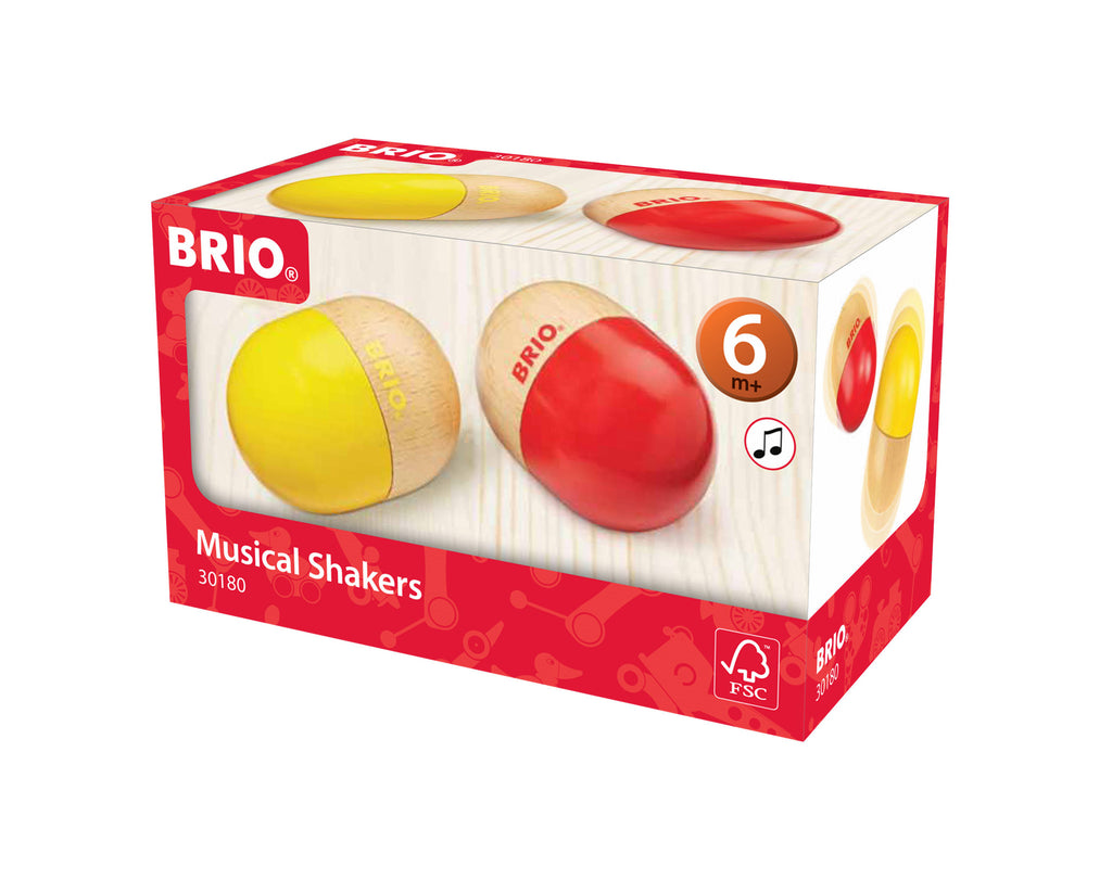 Brio Infant/Toddler - Musical Instruments - Musical Shakers 30180