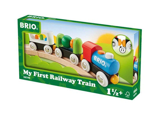 Brio Railway - Trains - My First Railway Train 33729