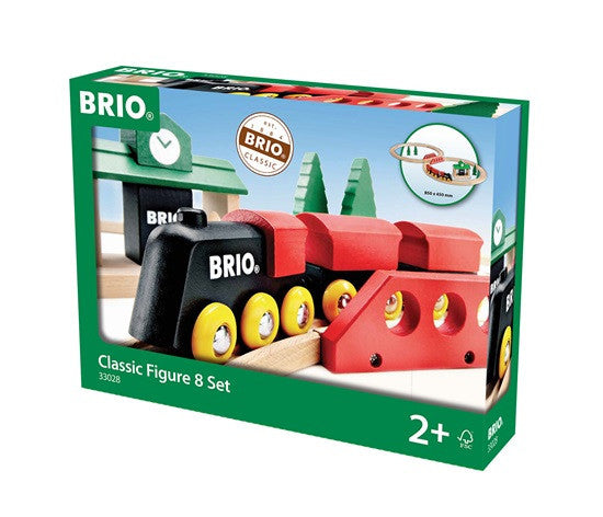 Brio Railway - Sets - Classic Figure 8 Set 33028