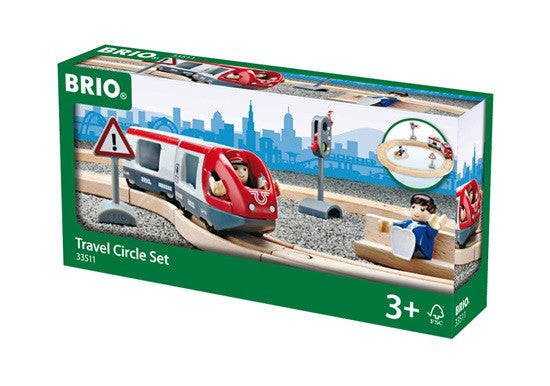 Brio Railway - Sets - Travel Circle Set 33511
