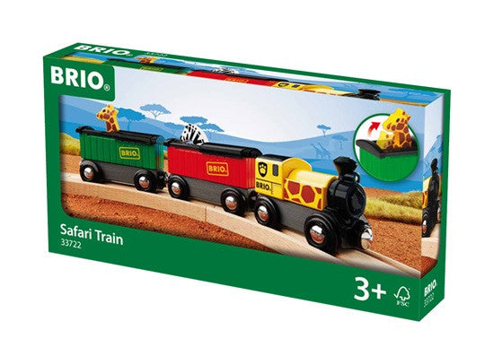 Brio Railway - Trains - Safari Train 33722