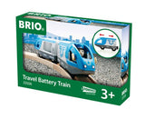Brio Railway - Battery Engines - Travel Battery Train 33506