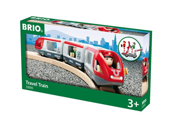 Brio Railway - Trains - Travel Train  33505