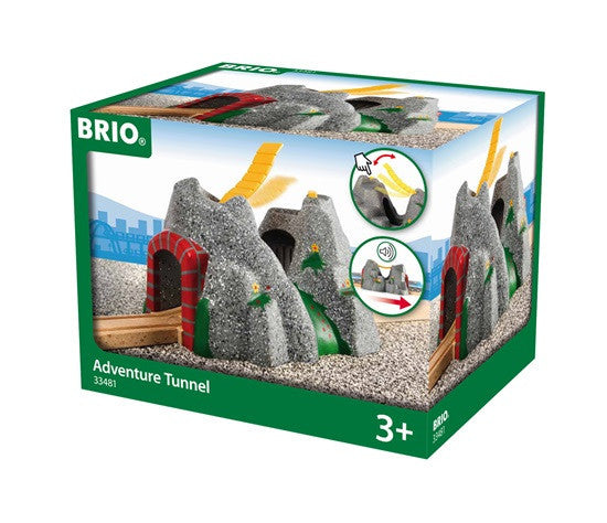 Brio Railway - Accessories - Adventure Tunnel 33481