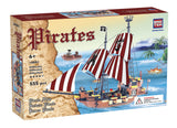 Brictek Small Pirate Ship 16001