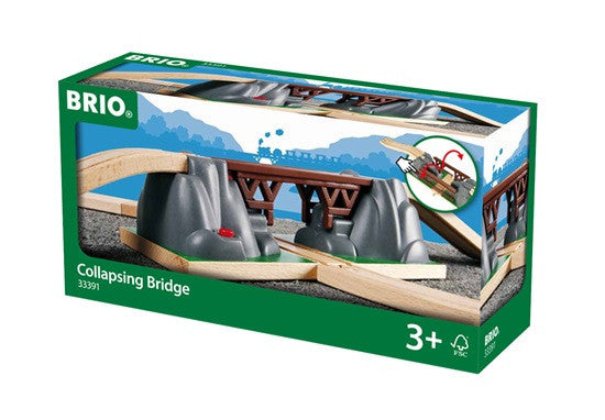 Brio Railway - Accessories - Collapsing Bridge  33391