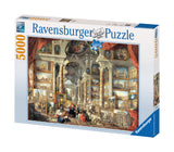 Ravensburger Adult Puzzles 5000 pc Puzzles - Views of Modern Rome 17409