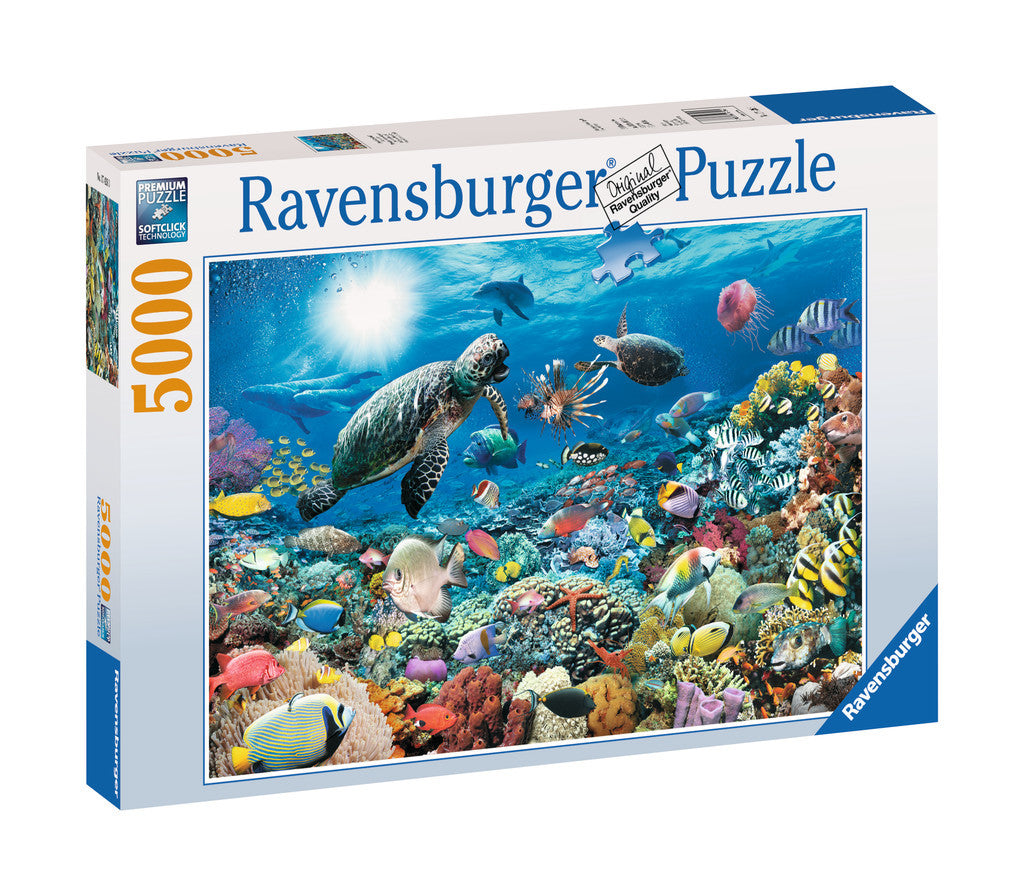 Ravensburger Adult Puzzles 5000 pc Puzzles - Beneath the Sea 17426