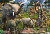 Ravensburger Adult Puzzles 18000 pc Puzzles - At the Waterhole 17823