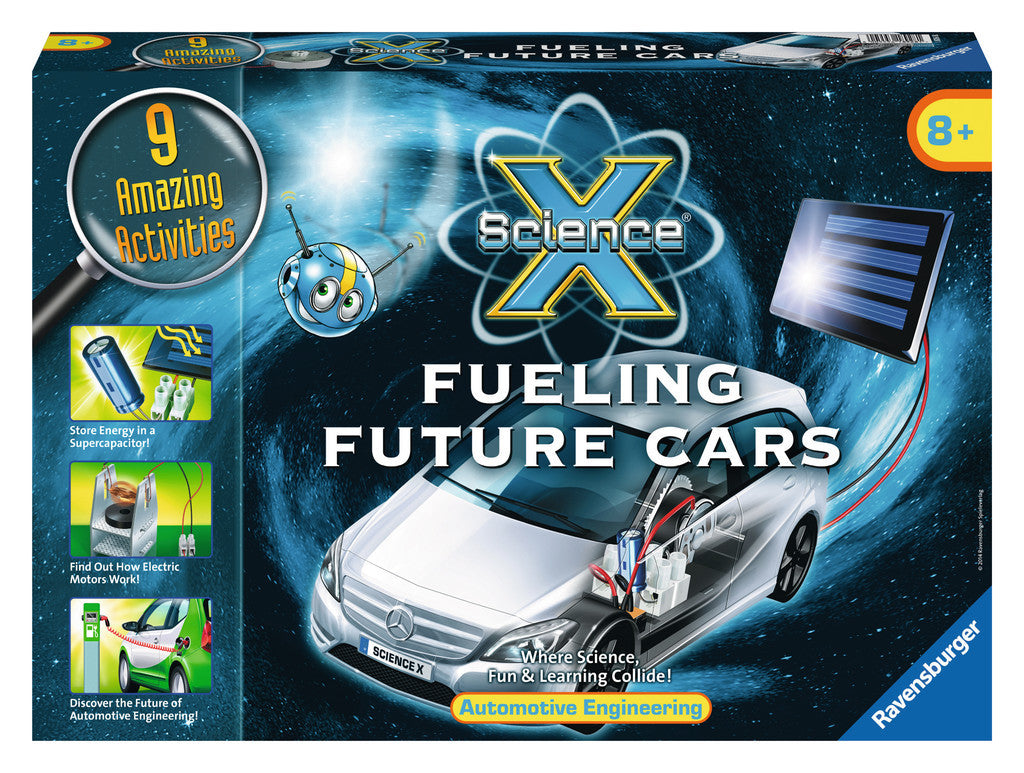 Ravensburger Science X® Maxi - Fueling Future Cars 18928