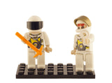 Brictek 2 Mini-figurines Space Team 19209