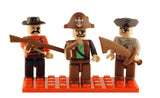 Brictek 3 Mini-figurines Pirates 19312