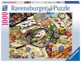 Ravensburger Adult Puzzles 1000 pc Puzzles - Fishing Fun 19600