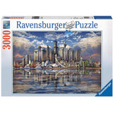 Ravensburger Adult Puzzles 3000 pc Puzzles - North American Skyline 17066