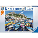 Ravensburger Adult Puzzles 500 pc Puzzles - Colorful Marina 14660