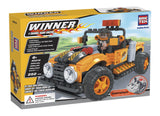 Brictek R/C - Off-Road Truck Orange 20212