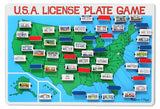 Melissa & Doug U.S.A. License Plate Game 2098