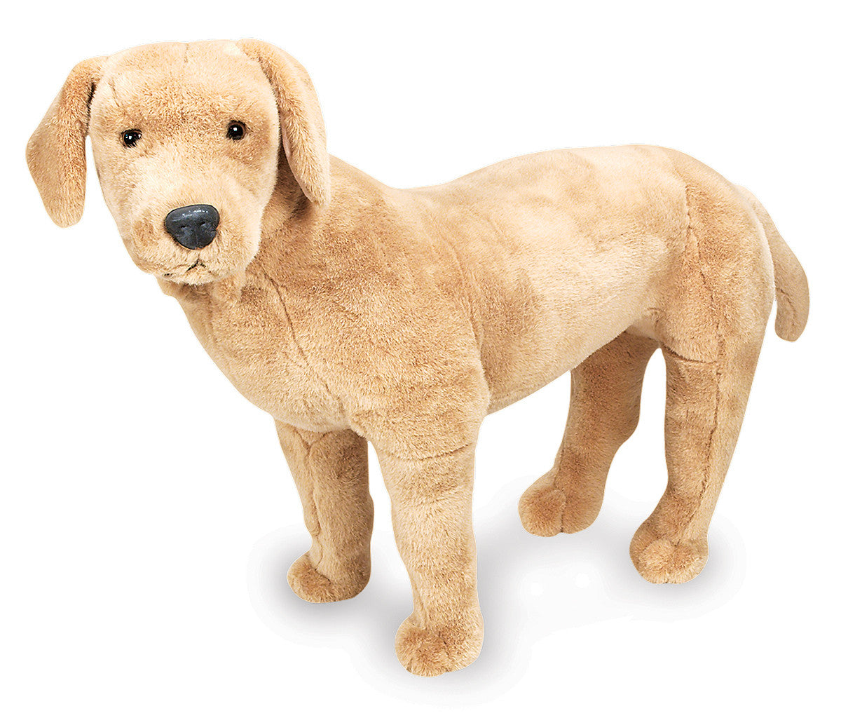 Melissa & Doug Yellow Lab - Plush 2116