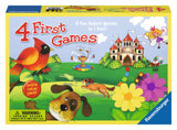 Ravensburger Children's Games - 4 First Games 22185