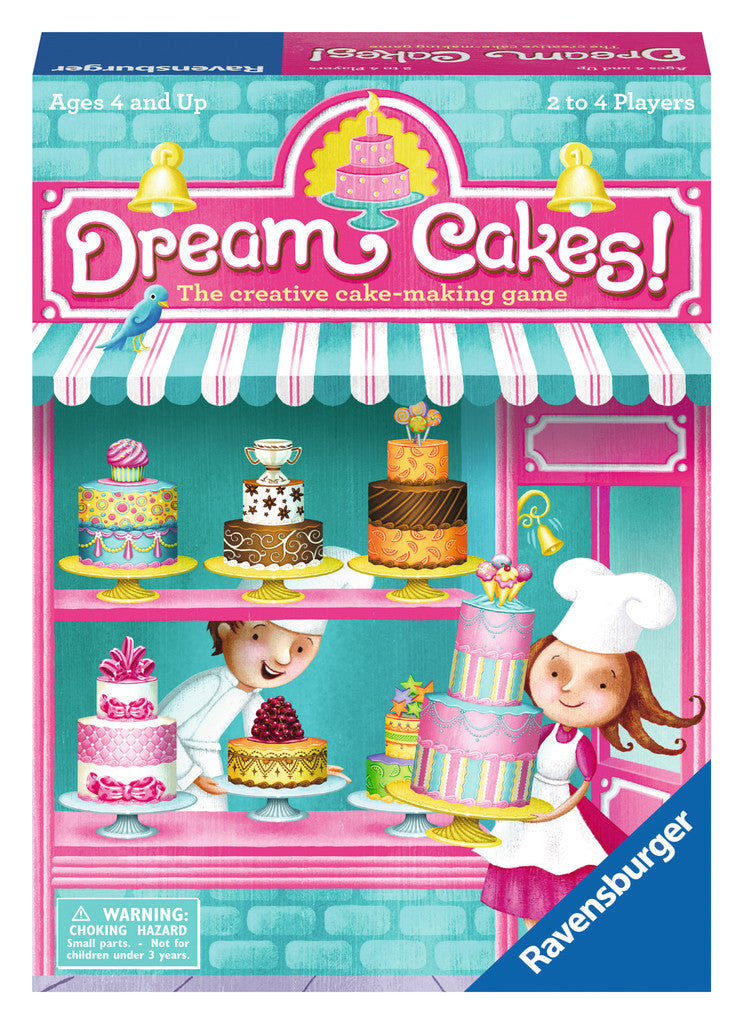 Ravensburger Children's Games - Dream Cakes 22298