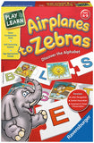 Ravensburger Play & Learn - Airplanes to Zebras 24382