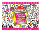 Melissa & Doug Sticker Collection - Pink 4247