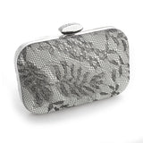 Lacey Evening Minaudiere with Shimmer 3454EB