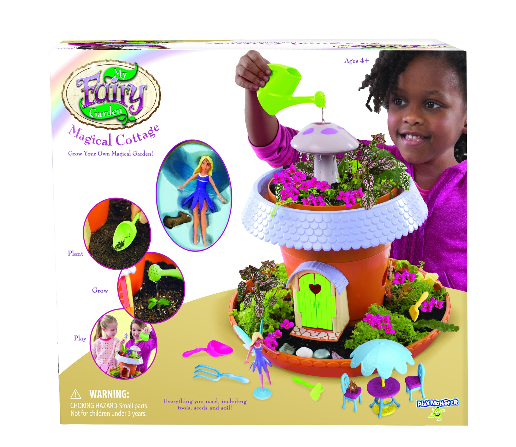 My Fairy Garden™ Magical Cottage 3650