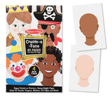Melissa & Doug Create-a-Face Pad