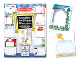 Melissa & Doug Complete the Picture Pad