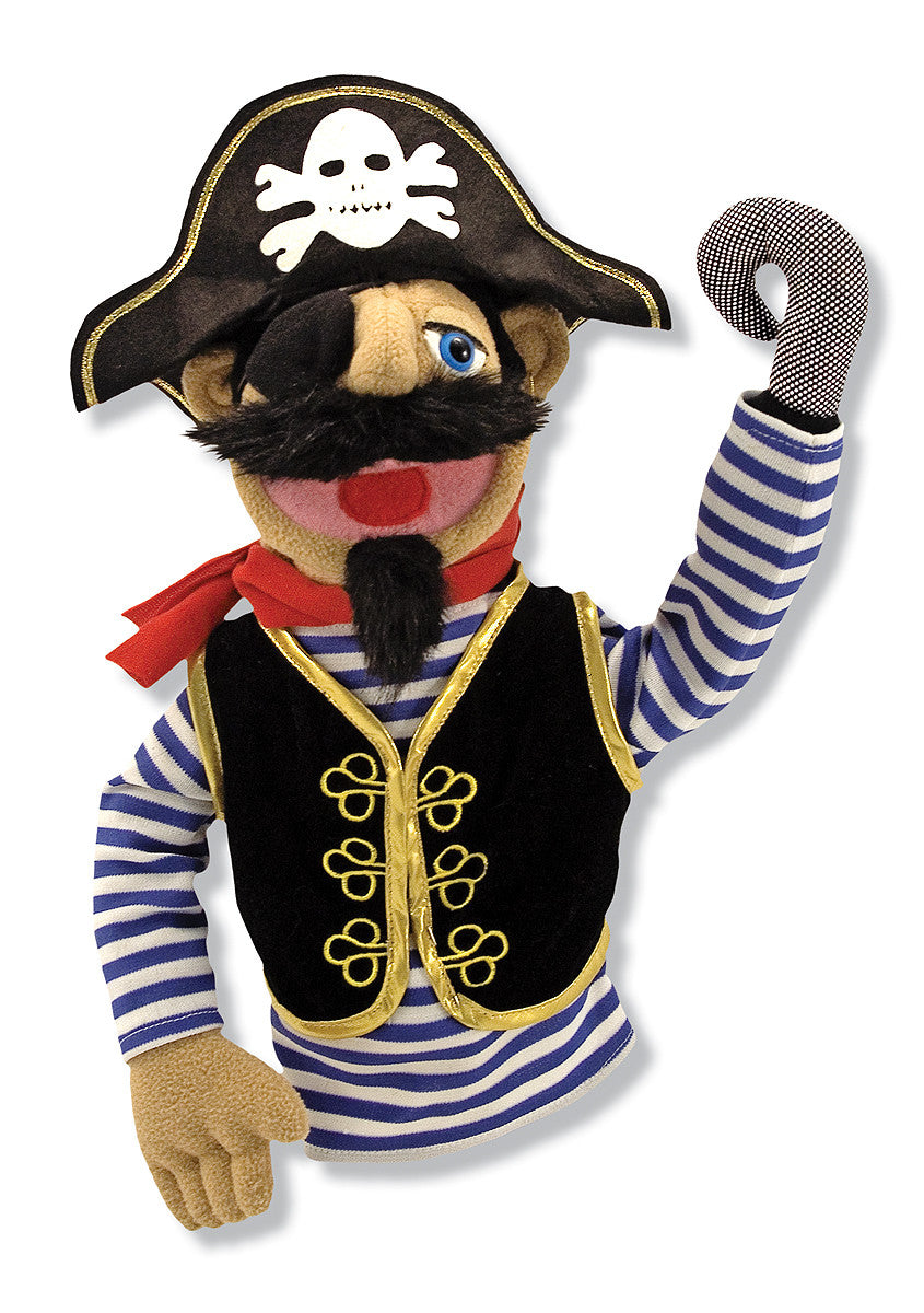 Melissa & Doug Pirate Puppet 3899