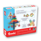 Creative Zone Goobi 202 - The Magnetic Construction Set PLUS Permanent Carrying Case - Discontinued