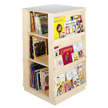 Guidecraft Classroom Furniture - 4-Sided Library G97012