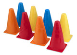 Melissa & Doug 8 Activity Cones 4004