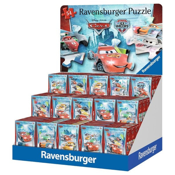 Ravensburger Cars Cars 45 Unit Display 09452 Individual