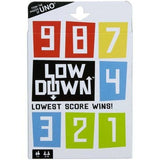 Mattel UNO Low Down FTF27