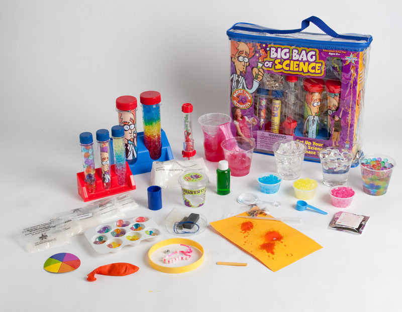 Be Amazing Toys Big Bag of Science 4120