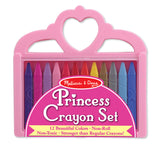 Melissa & Doug Princess Crayon Set 4155
