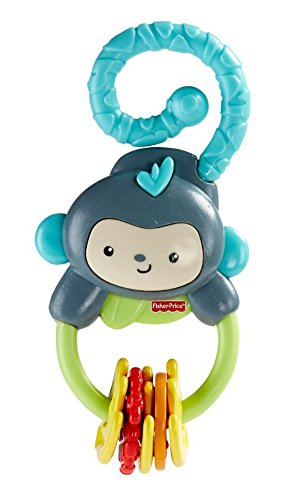 Fisher Price Monkey & Bananas Rattle  DKY36