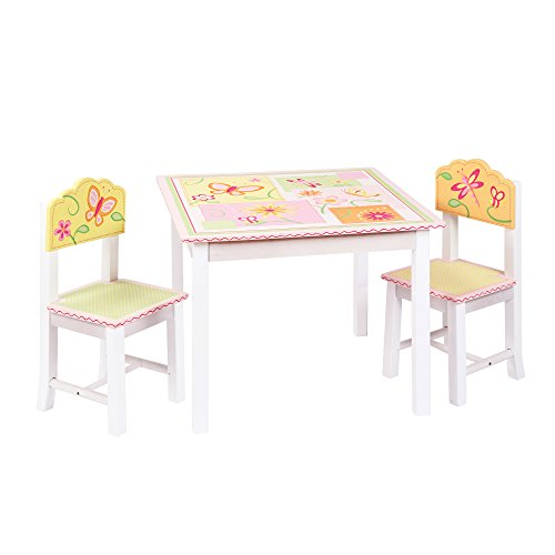 Gleeful Bugs Table and Chairs Set