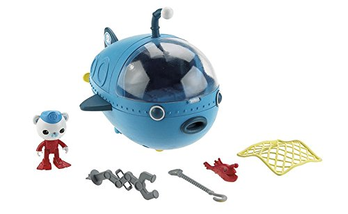 Mattel Fisher-Price Octonauts Gup A Deluxe Vehicle Playset T7014